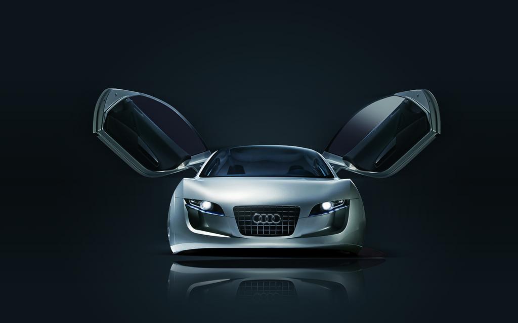 Audi RSQ by dyslexaphobia