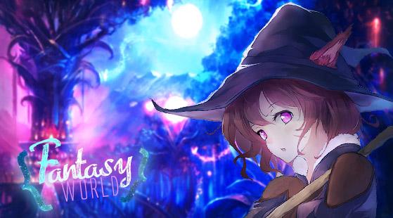 Fantasy world by AleBrugny