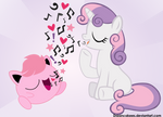 The song of the cuteness