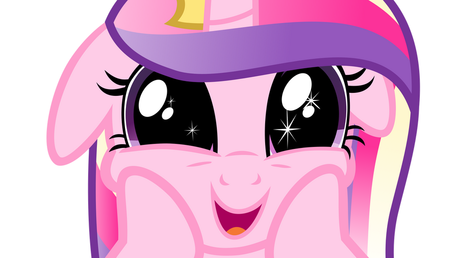 Princess Cadance- Did you say Tiaras? by DrPancakees