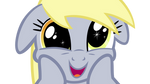 Derpy Hooves- A GOLDEN MUFFIN? by DrPancakees