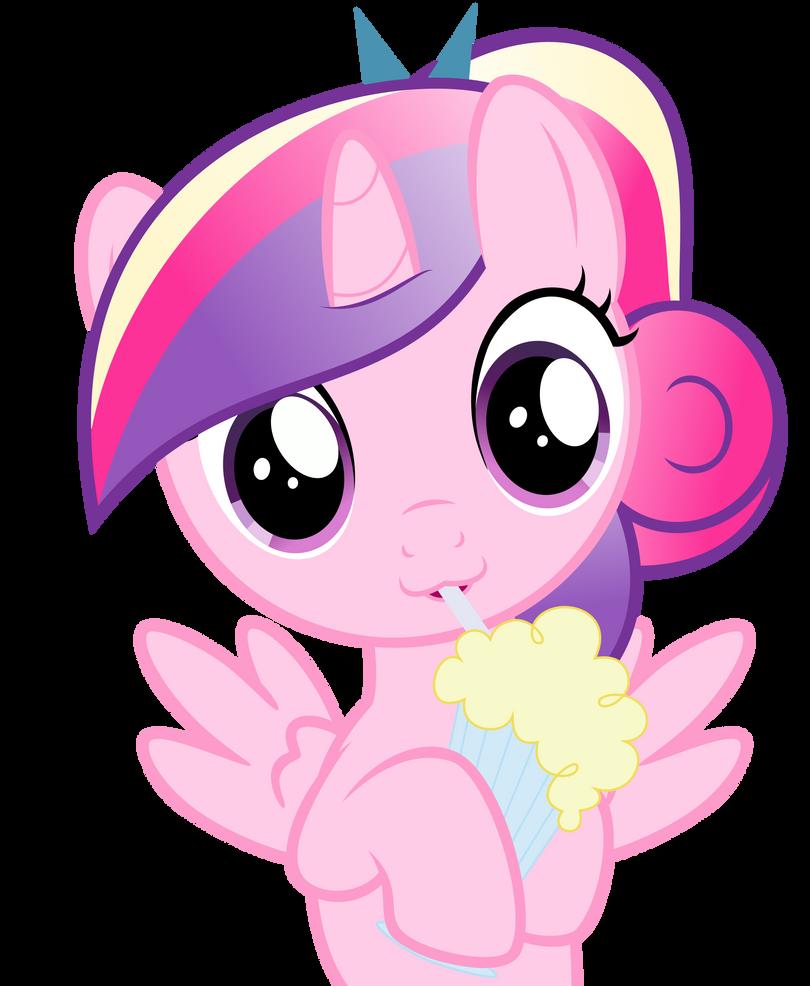 Princess Cadance is best Milkshake pony. by DrPancakees