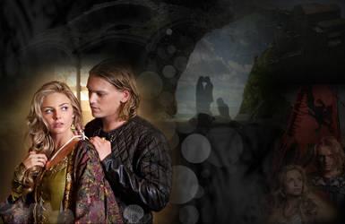 Guinevere n Arthur ~ Camelot