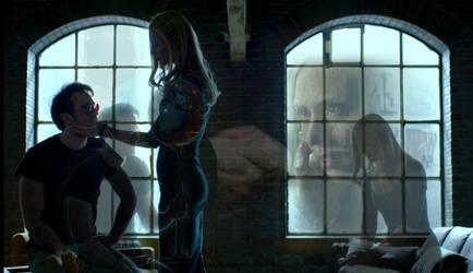 Karen n Matt ~ Marvel's Daredevil