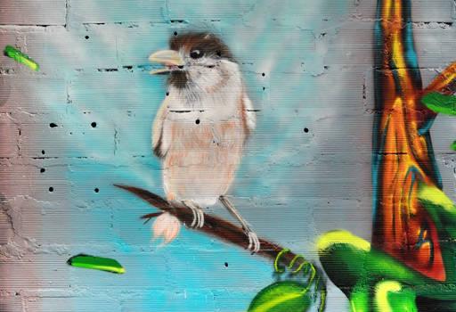 Bird by chromers