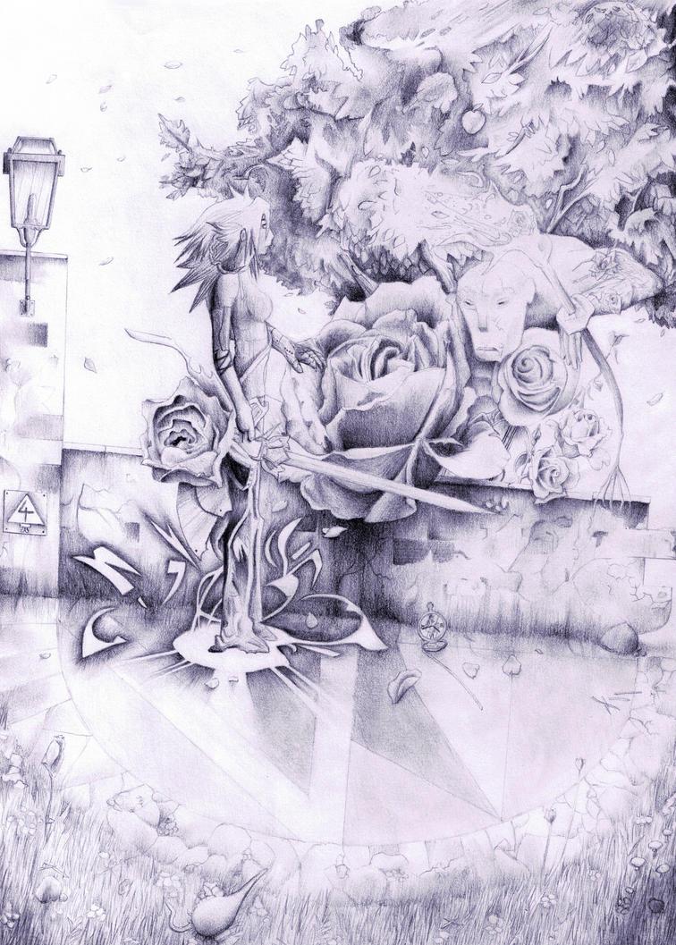 Rose Sword by Smashbrudda