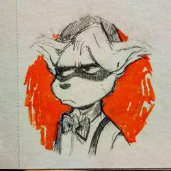 Judging Trash Panda by GreenDogBARKZ