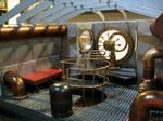 Diorama: Submarine Boat Rendezvous Left Side