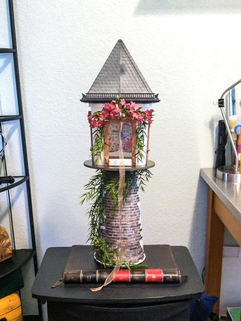 Rappel's Tower by Coscomomo