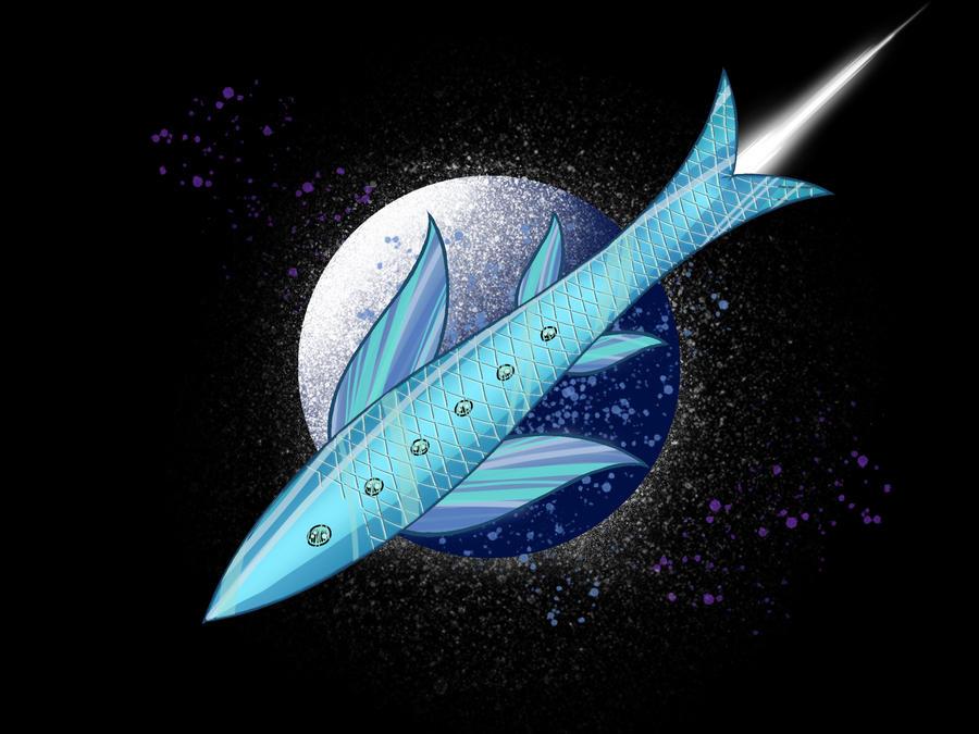 Rocketfish by Coscomomo