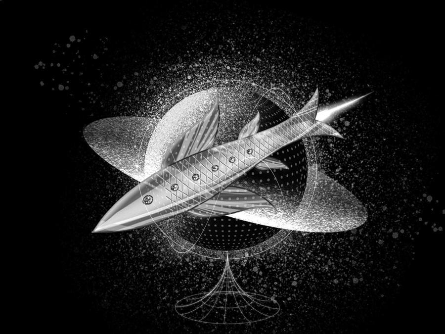 Rocketfish 3.0 by Coscomomo