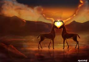 All Love Heals by mysticwolf218