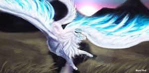 SnowFox Angel
