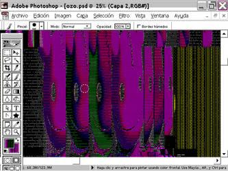 my computer got crazy by ALKEMANUBIS