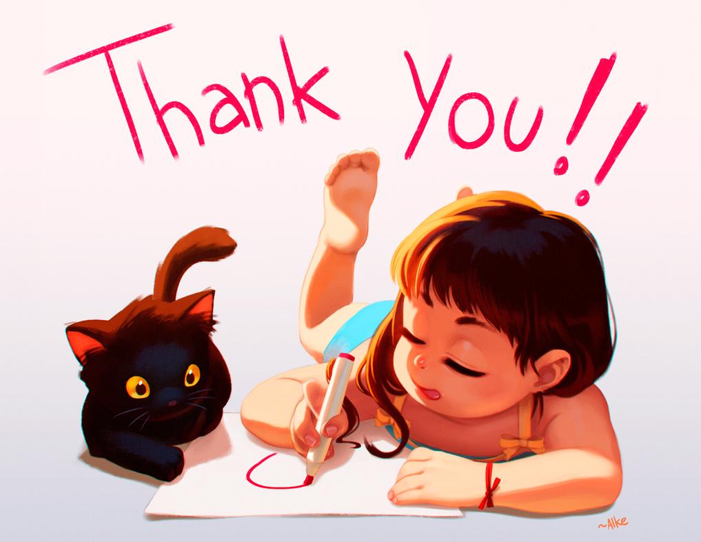 Thanks! 100K! by ALKEMANUBIS