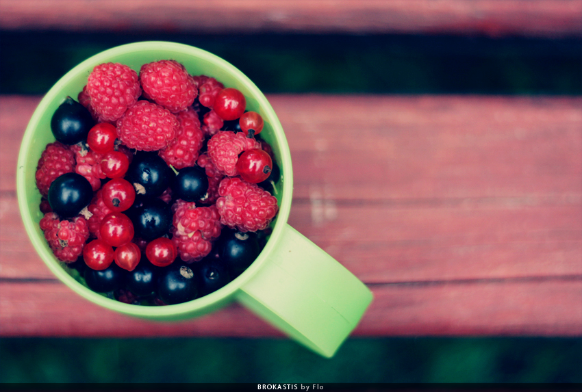 berry cup by rencee