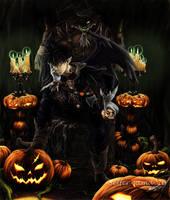 The King of Halloween II by seifer-sama