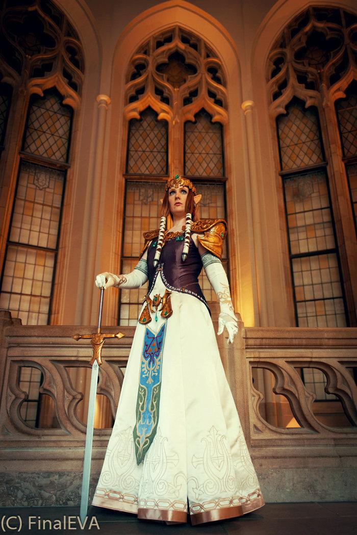 Hyrule's Princess by seifer-sama