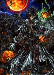 The King of Halloween by seifer-sama