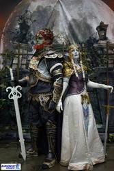 Ganondorf and Puppet Zelda New