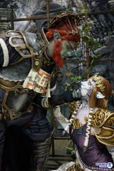 Ganondorf and Puppet Zelda Photo Update