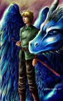 Dragon Rider Eragon by seifer-sama