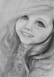 Sweet girl by JTrzeciak