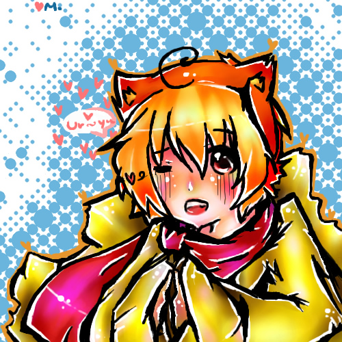 Mis debujetosh <3 Sakutaro_oAo_by_MooChuu
