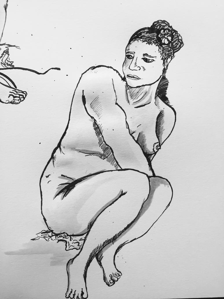Study of Handmaiden by PossessedIron
