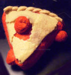 Plush Cherry Pie