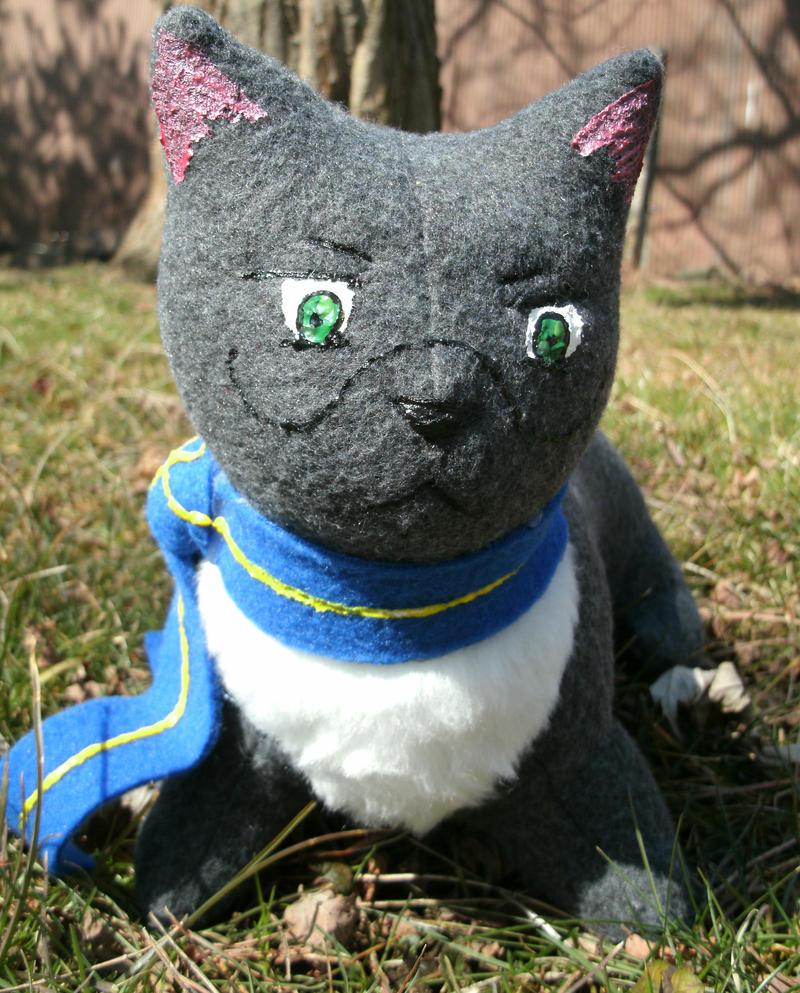 Catalia - Sweden-cat 1 by daggerhime