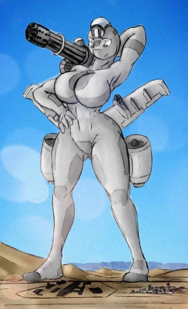 Giantess Draw - Tara's Landing Problem by Colonel-Gabbo