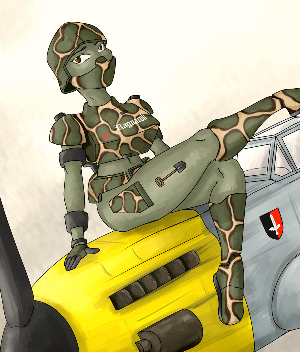 Commission - VK.1602 Leopard by Colonel-Gabbo