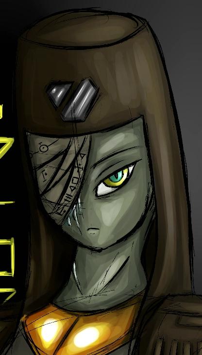 Profile - UNI-CRY by Colonel-Gabbo