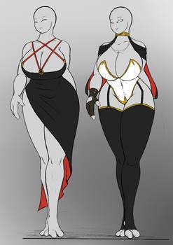 [UNI-Lore] - Domina Inquisitor Damorie
