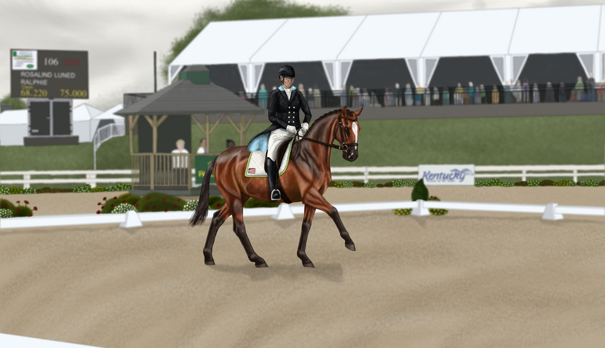 Rolex Dressage by Spotted-Tabby-Cat