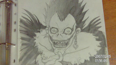 Ryuk by RedSmile77
