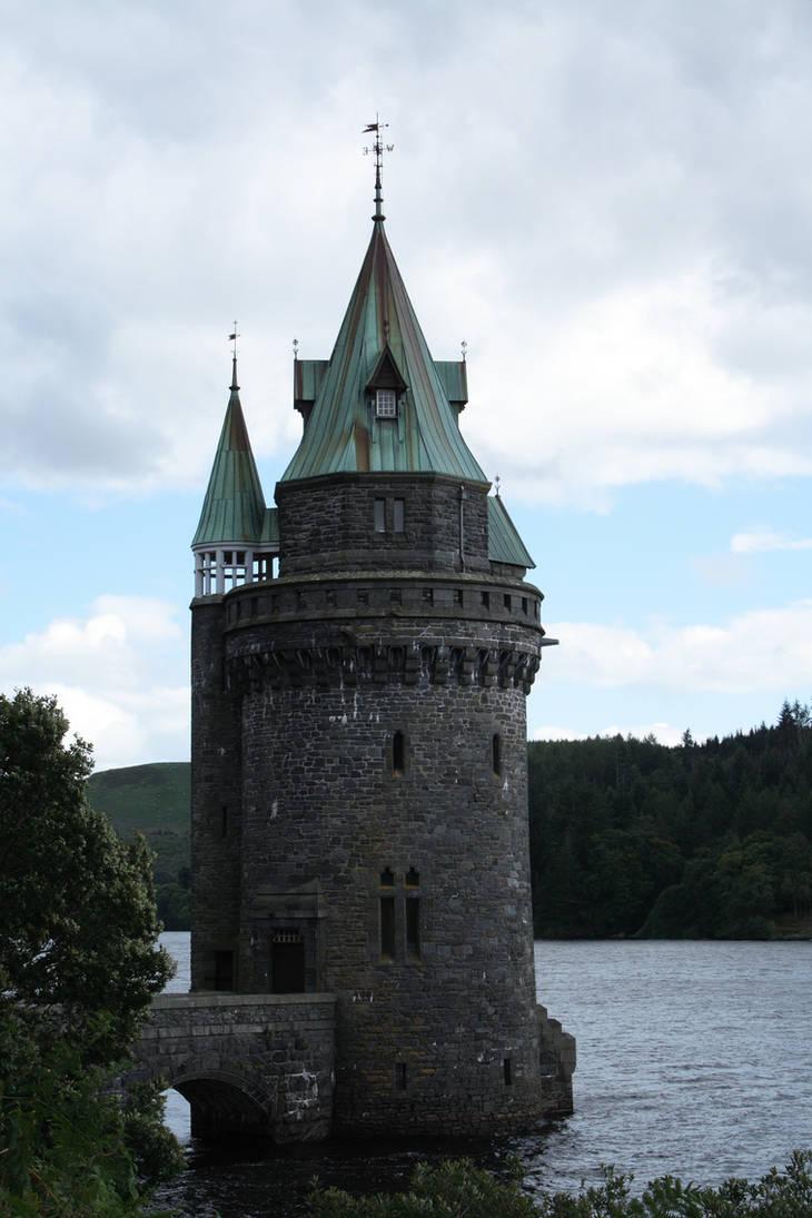 Vyrnwy Straining Tower Stock
