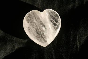Quartz Heart Stock by XerStock