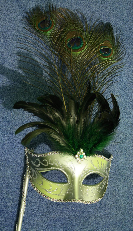 Venetian Mask Stock by XerStock