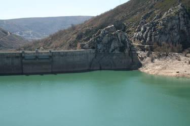 Dam Stock by XerStock