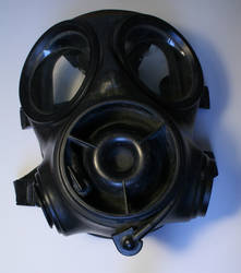 Gas Mask without Respirator