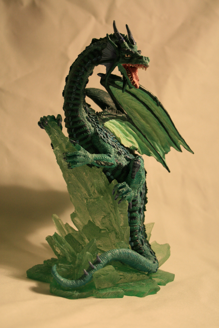 Ice Dragon 4 by XerStock