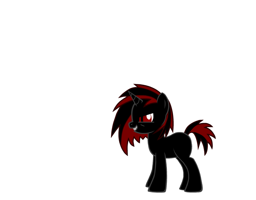 my little pony character 3 by lecatbombers on deviantart