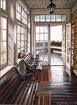 Bothwell Lodge Vestibule