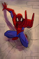 Spiderman by TheNexusInfinity