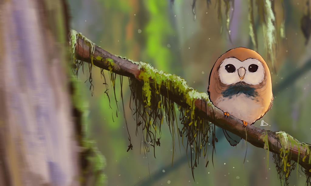 Rowlet by Future-Infinity