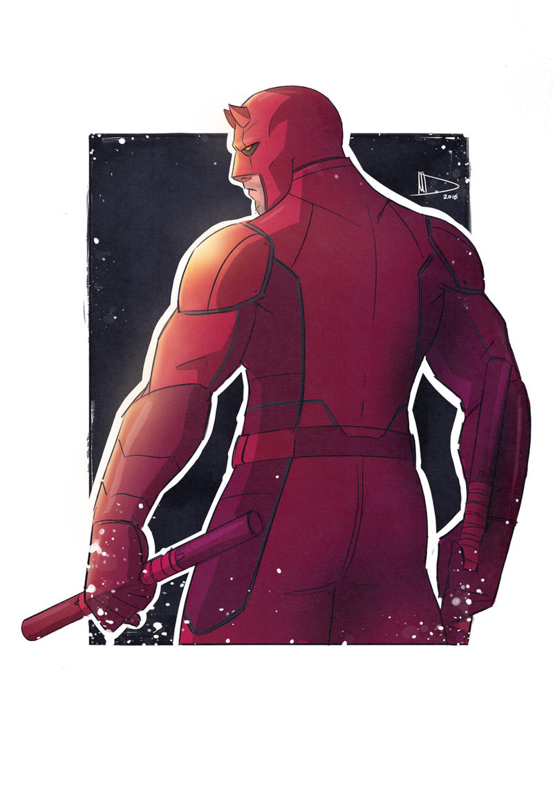 Daredevil by Future-Infinity