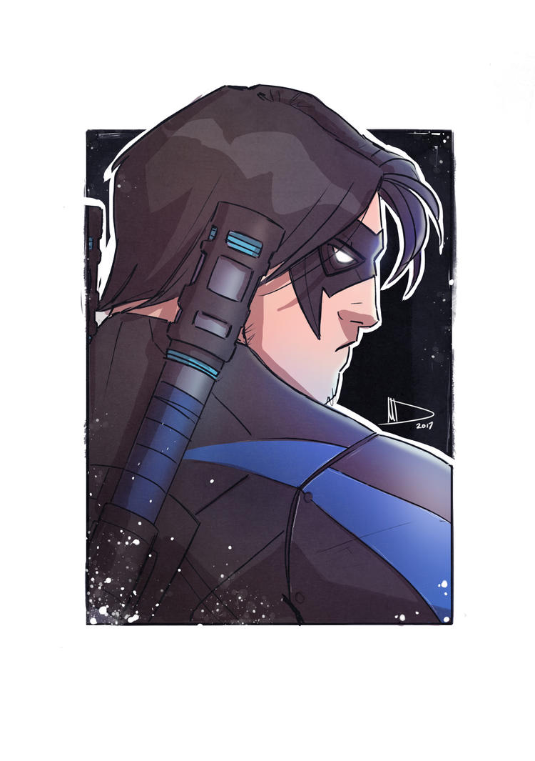 Nightwing by Future-Infinity