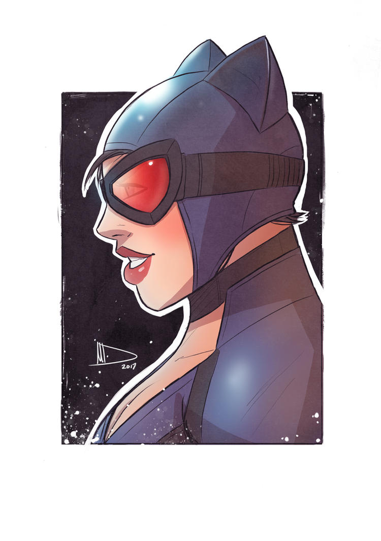 Catwoman by Future-Infinity